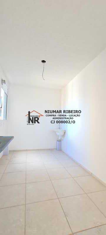 20210414_092112 - Apartamento 2 quartos para alugar Curicica, Rio de Janeiro - R$ 1.100 - NR00271 - 12
