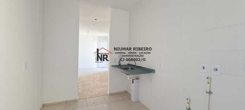 20210414_092129 - Apartamento 2 quartos para alugar Curicica, Rio de Janeiro - R$ 1.100 - NR00271 - 13