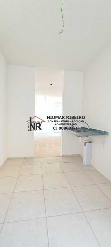 20210414_092138 - Apartamento 2 quartos para alugar Curicica, Rio de Janeiro - R$ 1.100 - NR00271 - 14