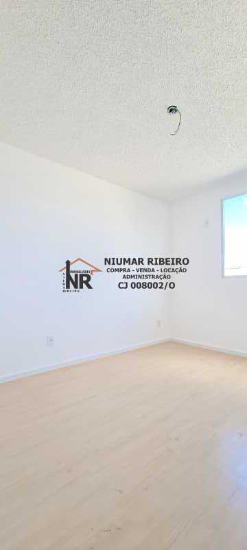 20210414_092204 - Apartamento 2 quartos para alugar Curicica, Rio de Janeiro - R$ 1.100 - NR00271 - 15
