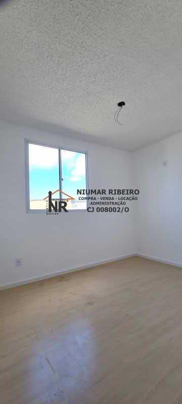 20210414_092244 - Apartamento 2 quartos para alugar Curicica, Rio de Janeiro - R$ 1.100 - NR00271 - 18