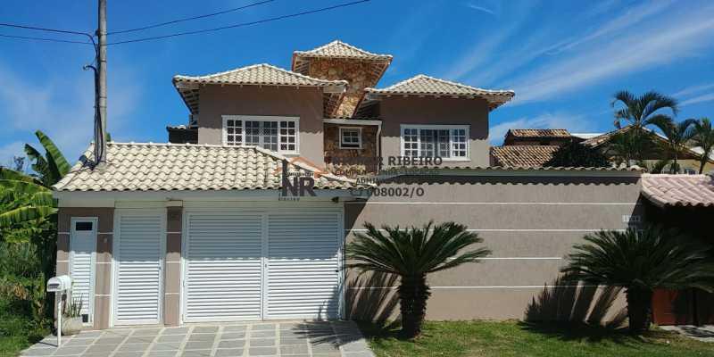 WhatsApp Image 2021-06-08 at 1 - Casa em Condomínio 7 quartos à venda Anil, Rio de Janeiro - R$ 970.000 - NR00279 - 1