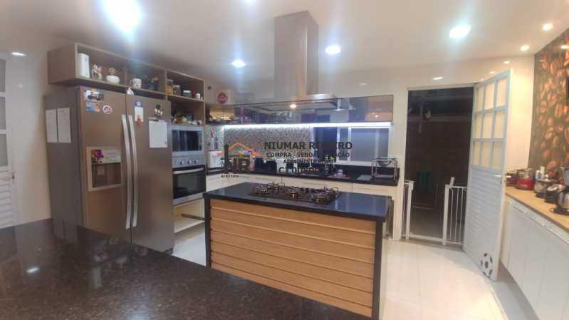 WhatsApp Image 2021-06-08 at 1 - Casa em Condomínio 7 quartos à venda Anil, Rio de Janeiro - R$ 970.000 - NR00279 - 9