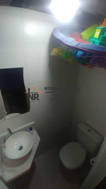 WhatsApp Image 2021-06-08 at 1 - Casa em Condomínio 7 quartos à venda Anil, Rio de Janeiro - R$ 970.000 - NR00279 - 18