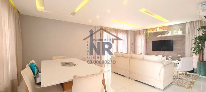 20210612_114621 - Casa em Condomínio 5 quartos à venda Recreio dos Bandeirantes, Rio de Janeiro - R$ 1.800.000 - NR00280 - 3
