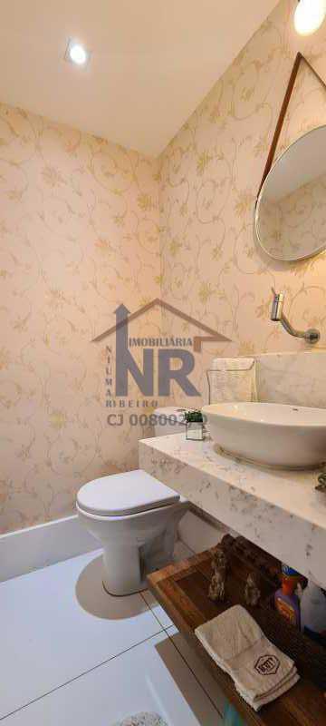 20210612_114908 - Casa em Condomínio 5 quartos à venda Recreio dos Bandeirantes, Rio de Janeiro - R$ 1.800.000 - NR00280 - 5