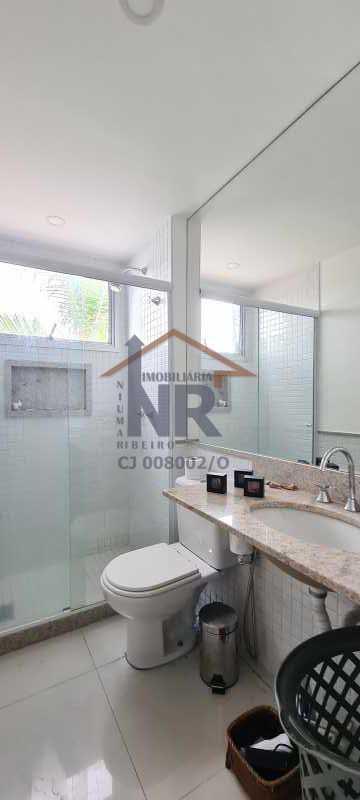 20210612_115036 - Casa em Condomínio 5 quartos à venda Recreio dos Bandeirantes, Rio de Janeiro - R$ 1.800.000 - NR00280 - 6