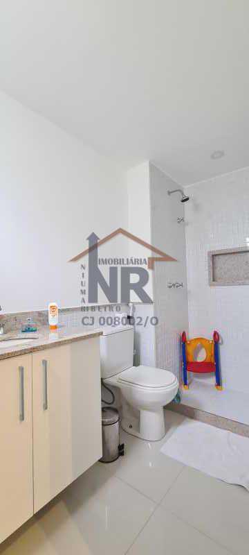 20210612_115259 - Casa em Condomínio 5 quartos à venda Recreio dos Bandeirantes, Rio de Janeiro - R$ 1.800.000 - NR00280 - 8