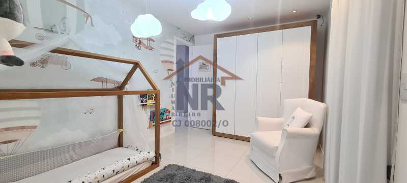 20210612_115311 - Casa em Condomínio 5 quartos à venda Recreio dos Bandeirantes, Rio de Janeiro - R$ 1.800.000 - NR00280 - 9