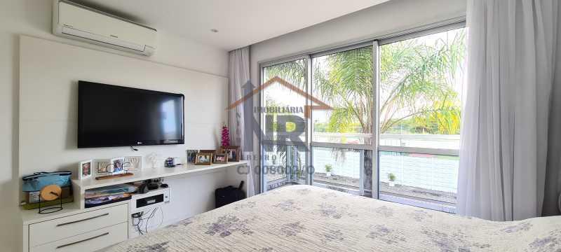 20210612_115914 - Casa em Condomínio 5 quartos à venda Recreio dos Bandeirantes, Rio de Janeiro - R$ 1.800.000 - NR00280 - 12