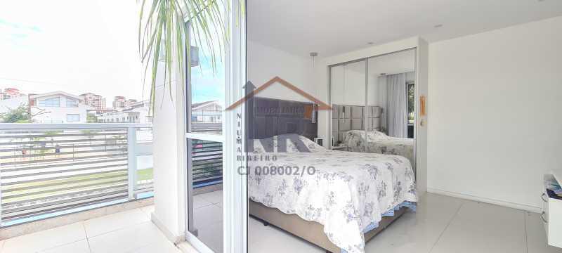 20210612_115941 - Casa em Condomínio 5 quartos à venda Recreio dos Bandeirantes, Rio de Janeiro - R$ 1.800.000 - NR00280 - 13