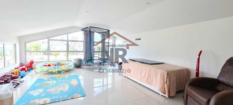 20210612_120326 - Casa em Condomínio 5 quartos à venda Recreio dos Bandeirantes, Rio de Janeiro - R$ 1.800.000 - NR00280 - 15