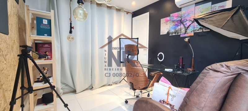 20210612_121119 - Casa em Condomínio 5 quartos à venda Recreio dos Bandeirantes, Rio de Janeiro - R$ 1.800.000 - NR00280 - 20