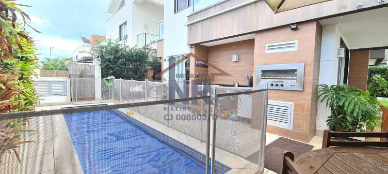 20210612_121403 - Casa em Condomínio 5 quartos à venda Recreio dos Bandeirantes, Rio de Janeiro - R$ 1.800.000 - NR00280 - 21