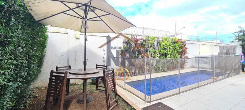 20210612_121527 - Casa em Condomínio 5 quartos à venda Recreio dos Bandeirantes, Rio de Janeiro - R$ 1.800.000 - NR00280 - 23