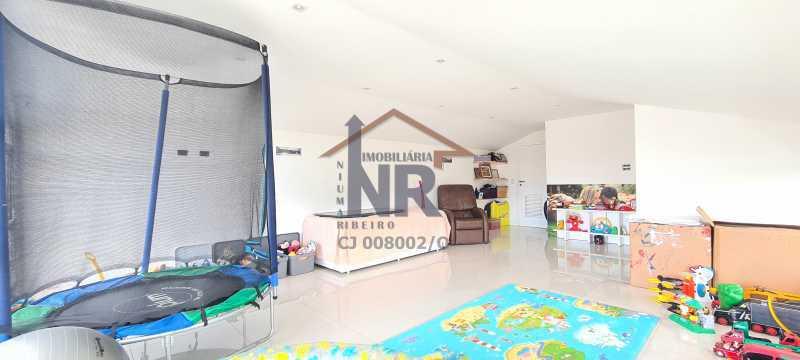 20210612_120348 - Casa em Condomínio 5 quartos à venda Recreio dos Bandeirantes, Rio de Janeiro - R$ 1.800.000 - NR00280 - 24