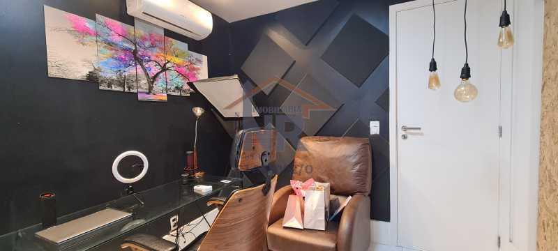 20210612_121150 - Casa em Condomínio 5 quartos à venda Recreio dos Bandeirantes, Rio de Janeiro - R$ 1.800.000 - NR00280 - 27