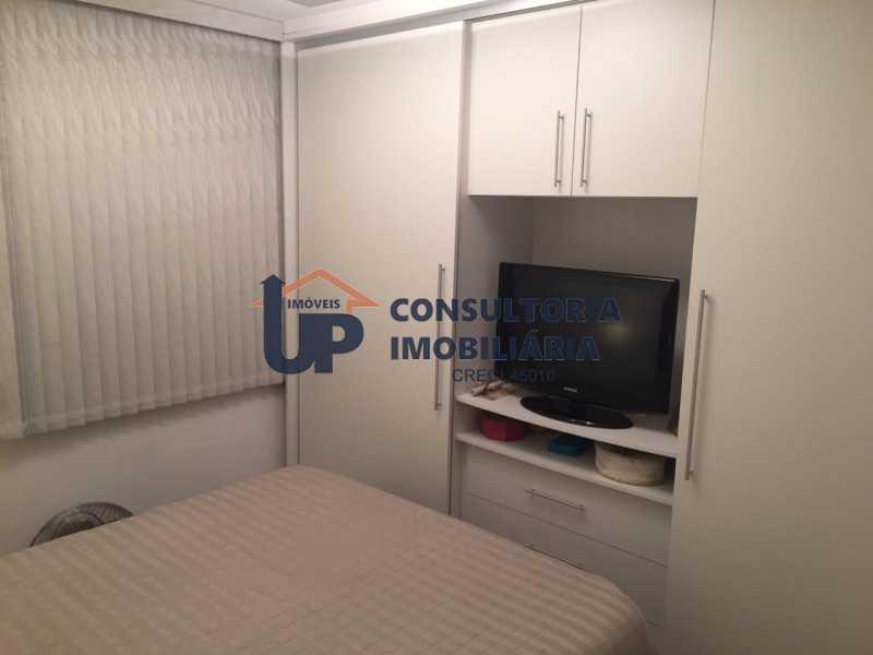 Condomínio Belle Époque - UP - Apartamento À VENDA, Freguesia (Jacarepaguá), Rio de Janeiro, RJ - NR0007 - 11