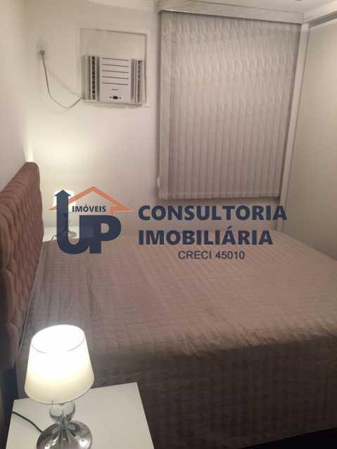 Condomínio Belle Époque - UP - Apartamento À VENDA, Freguesia (Jacarepaguá), Rio de Janeiro, RJ - NR0007 - 12