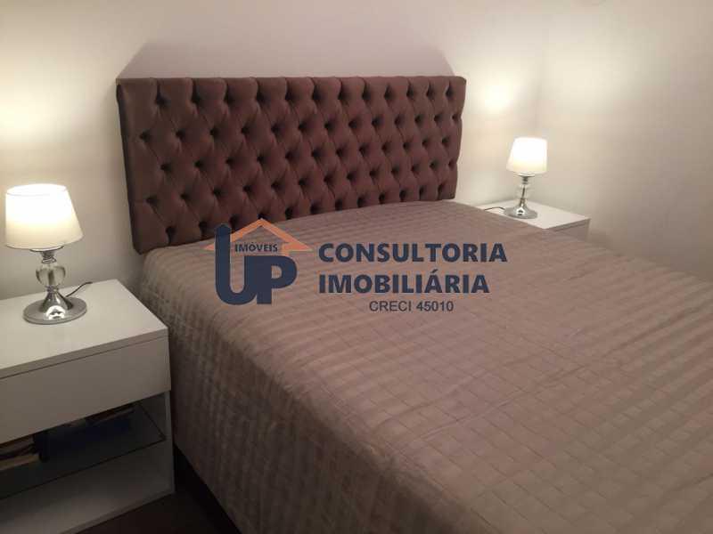 Condomínio Belle Époque - UP - Apartamento À VENDA, Freguesia (Jacarepaguá), Rio de Janeiro, RJ - NR0007 - 10