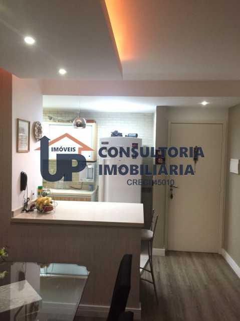 Condomínio Belle Époque - UP - Apartamento À VENDA, Freguesia (Jacarepaguá), Rio de Janeiro, RJ - NR0007 - 8