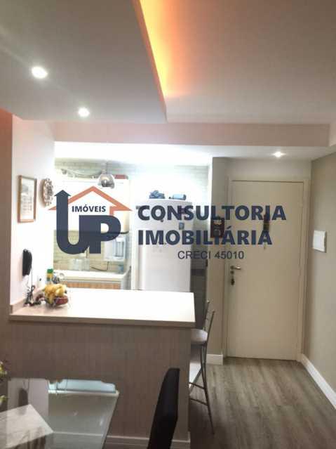 Condomínio Belle Époque - UP - Apartamento À VENDA, Freguesia (Jacarepaguá), Rio de Janeiro, RJ - NR0007 - 9