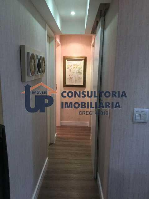 Condomínio Belle Époque - UP - Apartamento À VENDA, Freguesia (Jacarepaguá), Rio de Janeiro, RJ - NR0007 - 13