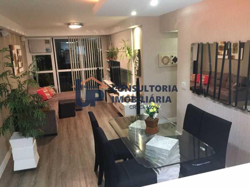 Condomínio Belle Époque - UP - Apartamento À VENDA, Freguesia (Jacarepaguá), Rio de Janeiro, RJ - NR0007 - 6