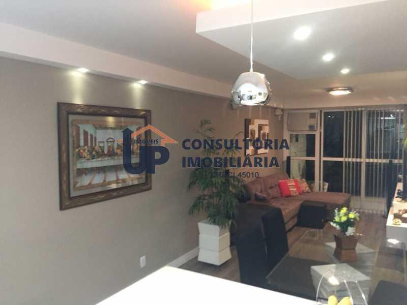 Condomínio Belle Époque - UP - Apartamento À VENDA, Freguesia (Jacarepaguá), Rio de Janeiro, RJ - NR0007 - 7