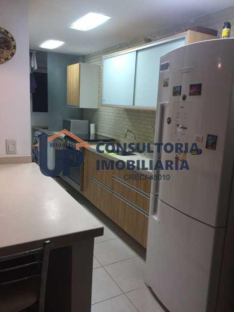 Condomínio Belle Époque - UP - Apartamento À VENDA, Freguesia (Jacarepaguá), Rio de Janeiro, RJ - NR0007 - 22