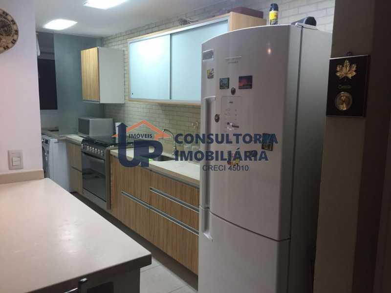 Condomínio Belle Époque - UP - Apartamento À VENDA, Freguesia (Jacarepaguá), Rio de Janeiro, RJ - NR0007 - 21