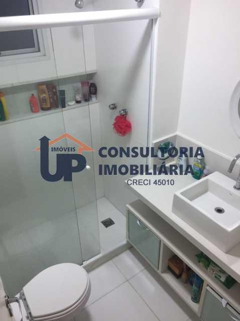 Condomínio Belle Époque - UP - Apartamento À VENDA, Freguesia (Jacarepaguá), Rio de Janeiro, RJ - NR0007 - 19