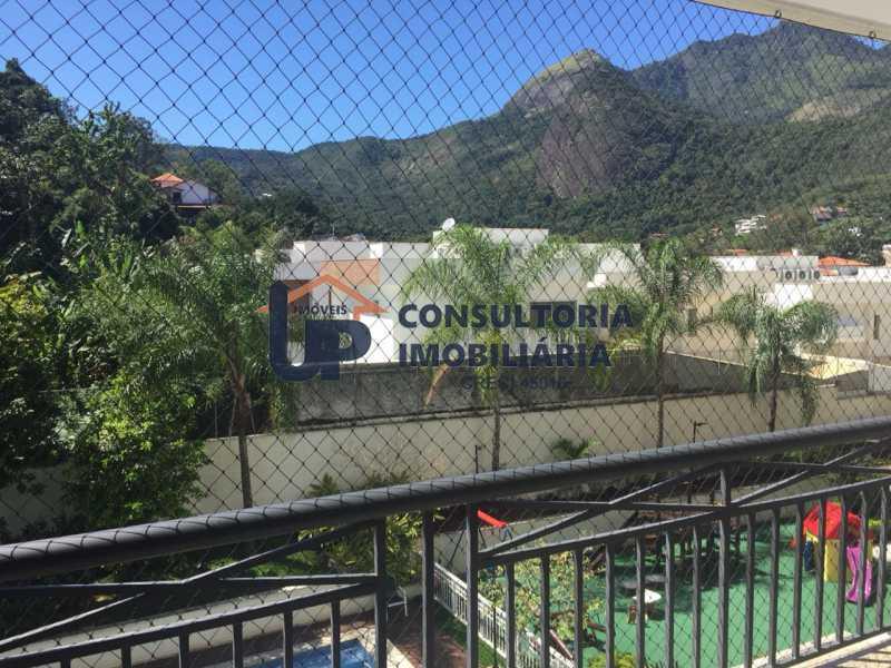 Condomínio Belle Époque - UP - Apartamento À VENDA, Freguesia (Jacarepaguá), Rio de Janeiro, RJ - NR0007 - 1