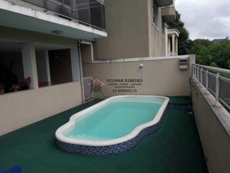 WhatsApp Image 2021-07-19 at 1 - Casa em Condomínio 4 quartos à venda Taquara, Rio de Janeiro - R$ 750.000 - NR00290 - 29