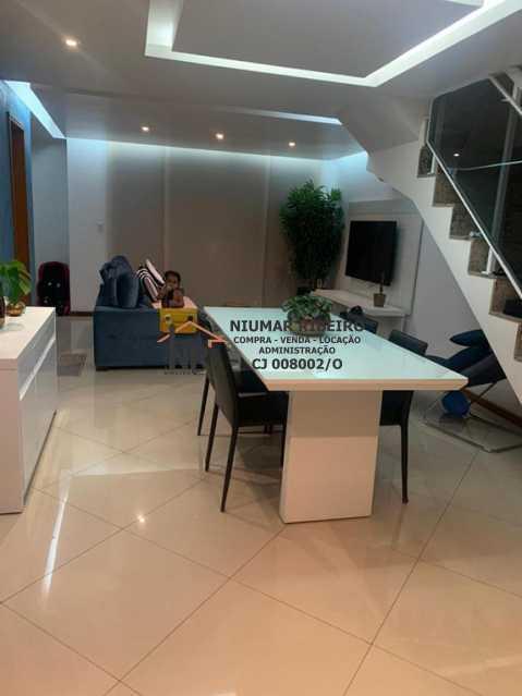 WhatsApp Image 2021-07-19 at 1 - Casa em Condomínio 4 quartos à venda Taquara, Rio de Janeiro - R$ 750.000 - NR00290 - 8