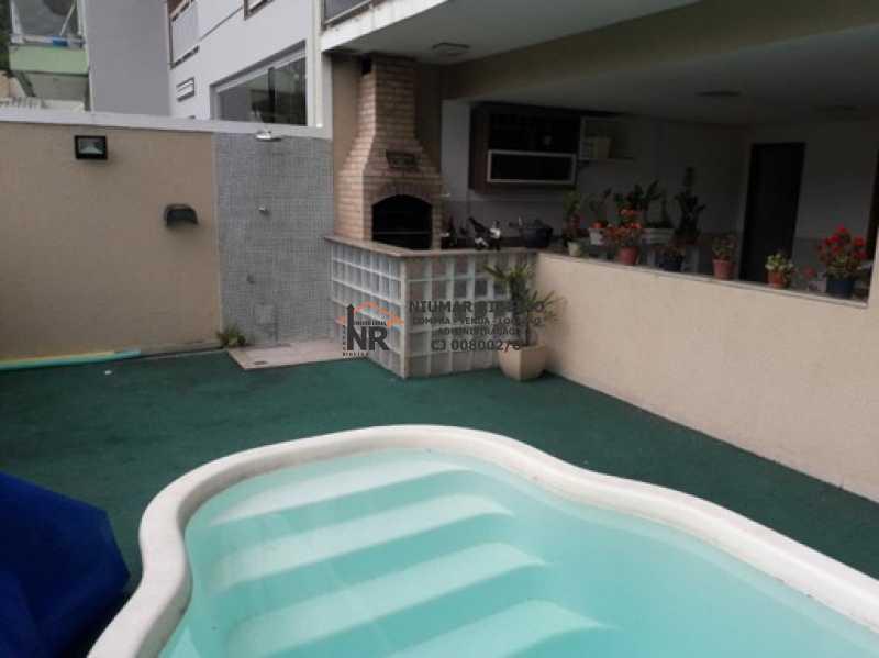 WhatsApp Image 2021-07-19 at 1 - Casa em Condomínio 4 quartos à venda Taquara, Rio de Janeiro - R$ 750.000 - NR00290 - 28