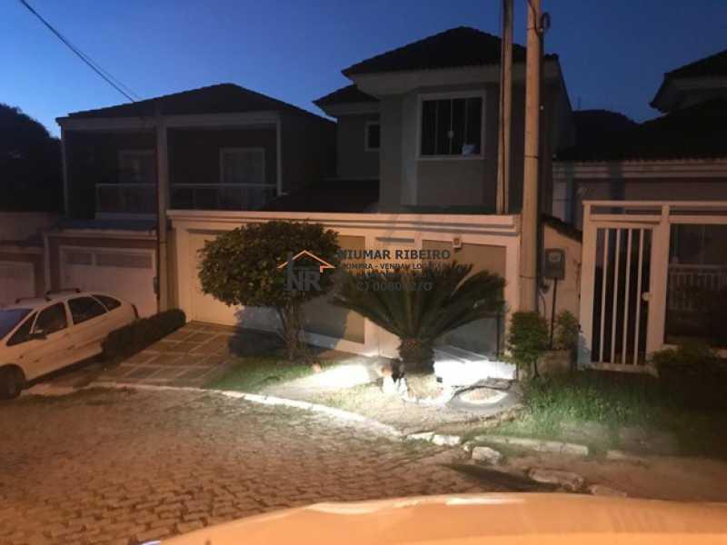 WhatsApp Image 2021-07-19 at 1 - Casa em Condomínio 4 quartos à venda Taquara, Rio de Janeiro - R$ 750.000 - NR00290 - 1