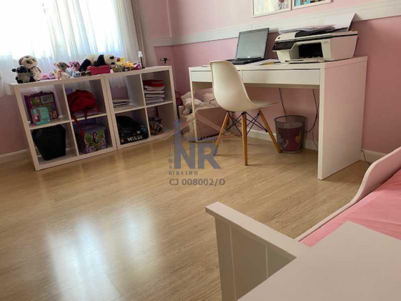 540112799893000 - Apartamento 2 quartos à venda Grajaú, Rio de Janeiro - R$ 420.000 - NR00325 - 8