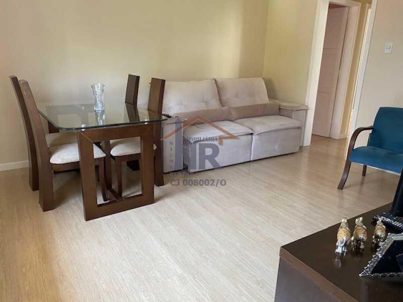 541158193827792 - Apartamento 2 quartos à venda Grajaú, Rio de Janeiro - R$ 420.000 - NR00325 - 4