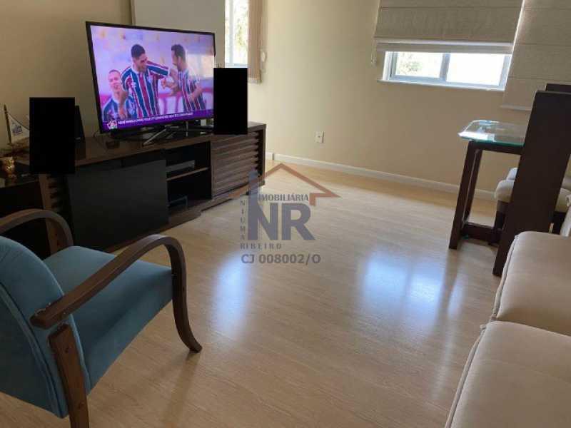 547183670019211 - Apartamento 2 quartos à venda Grajaú, Rio de Janeiro - R$ 420.000 - NR00325 - 3
