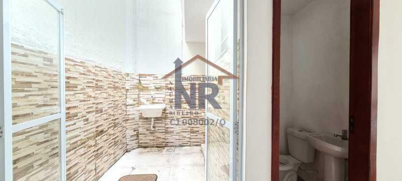 WhatsApp Image 2021-09-22 at 1 - Casa em Condomínio 3 quartos à venda Pechincha, Rio de Janeiro - R$ 450.000 - NR00326 - 8