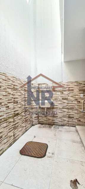 WhatsApp Image 2021-09-22 at 1 - Casa em Condomínio 3 quartos à venda Pechincha, Rio de Janeiro - R$ 450.000 - NR00326 - 12