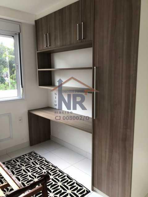 WhatsApp Image 2021-10-06 at 1 - Apartamento 3 quartos para alugar Anil, Rio de Janeiro - R$ 2.300 - NR00330 - 17