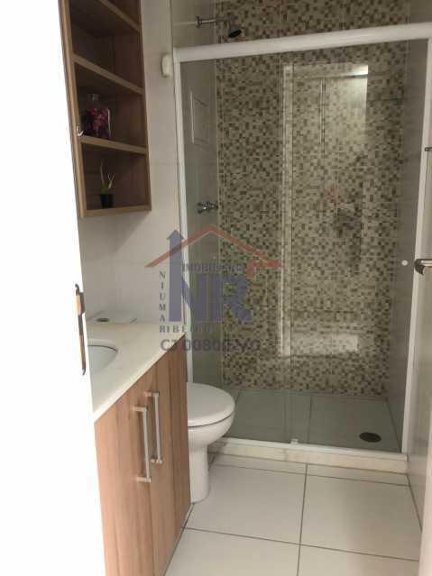 WhatsApp Image 2021-10-06 at 1 - Apartamento 3 quartos para alugar Anil, Rio de Janeiro - R$ 2.300 - NR00330 - 12