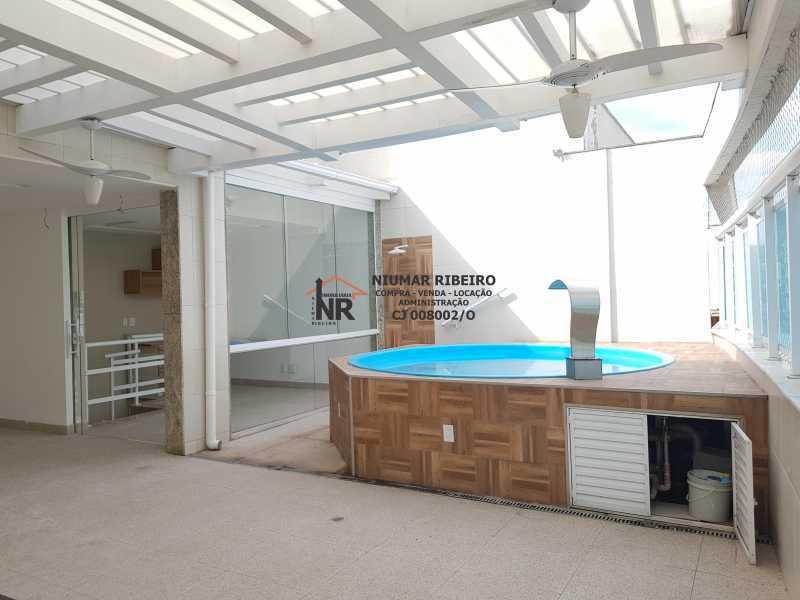 20180918_144757 - Cobertura 3 quartos à venda Jacarepaguá, Rio de Janeiro - R$ 799.000 - NR00070 - 26