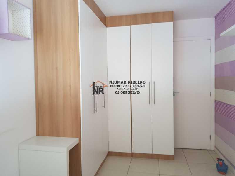 20180918_145623 - Cobertura 3 quartos à venda Jacarepaguá, Rio de Janeiro - R$ 799.000 - NR00070 - 15