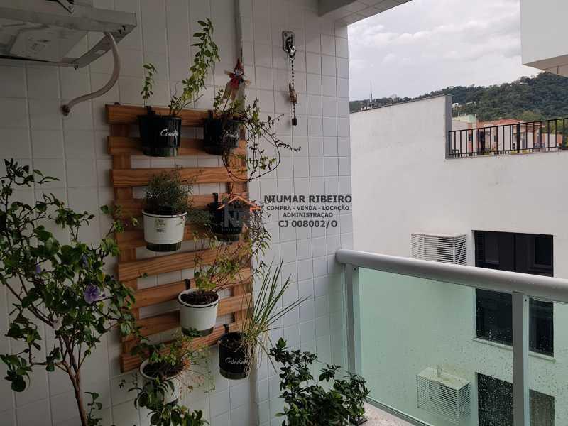 20180918_170506 - Cobertura 3 quartos à venda Jacarepaguá, Rio de Janeiro - R$ 799.000 - NR00070 - 23