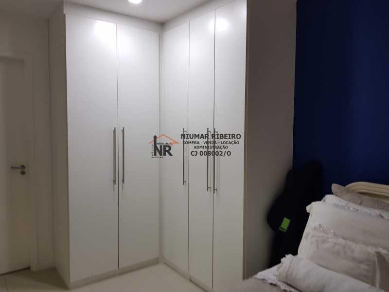 20180918_170615 - Cobertura 3 quartos à venda Jacarepaguá, Rio de Janeiro - R$ 799.000 - NR00070 - 17