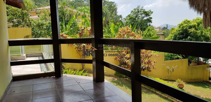 20190109_112502 - Casa em Condomínio 3 quartos à venda Taquara, Rio de Janeiro - R$ 820.000 - NR00091 - 10