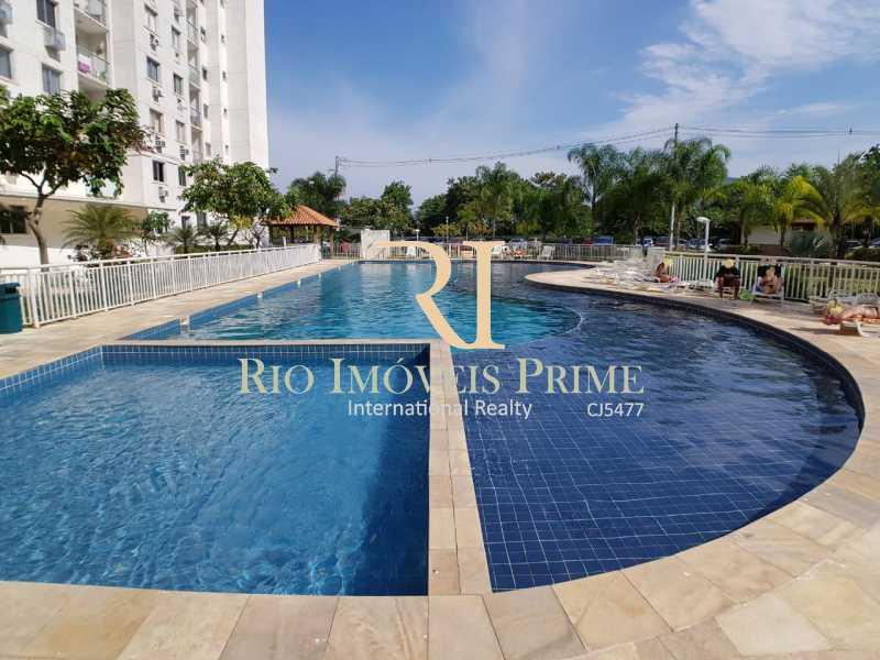 PISCINA - Fachada - Minha Praia Residencial Clube - 100 - 1